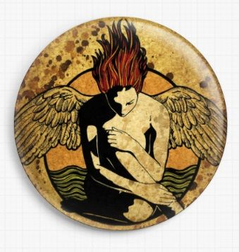 Alchemy By Barbara Glatzeder Licensed Art Needle Minder