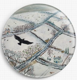 As The Crow Flies By Jo Grundy Needle Minder