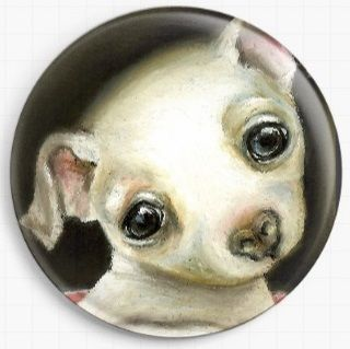 Chihuhua By Tanya Bond Needle Minder