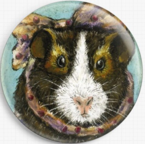 Guinea Pig By Tanya Bond Needle Minder