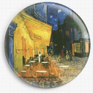 Night Cafe By Van Gogh Needle Minder