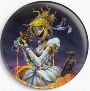 Twisted Princess Ella By Omri Koresh Licensed Art Needle Minder