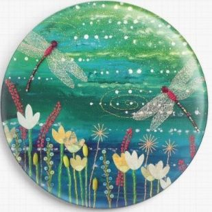 Dragonfly Pool By Jo Grundy Needle Minder