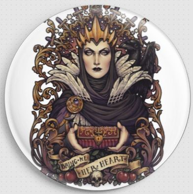 Evil Queen By Medusa Dollmaker Needle Minder