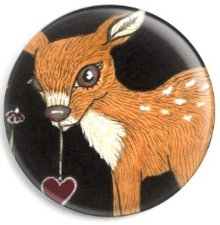 Fifi By Anita Inverarity Licensed Art Needle Minder