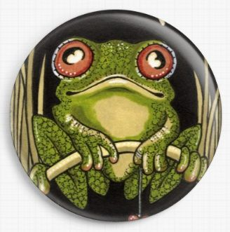 Fred By Anita Inverarity Licensed Art Needle Minder