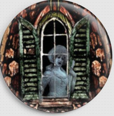 Fright Night By Lewis T.Johnson Licensed Art Needle Minder 5