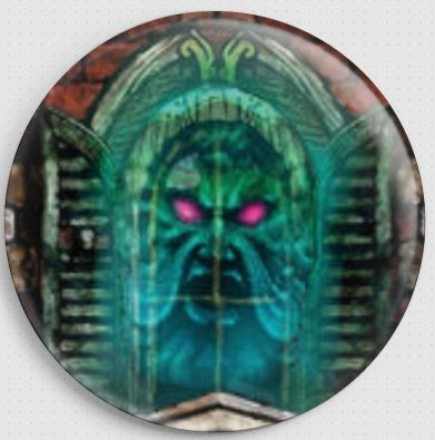 Fright Night By Lewis T.Johnson Licensed Art Needle Minder 6