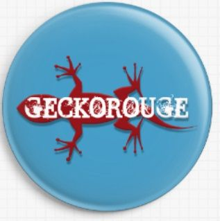 GeckoRouge Needle Minder - Blue