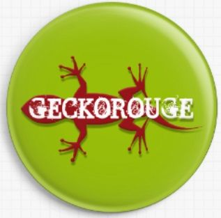 GeckoRouge Needle Minder - Green