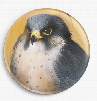 Horus By David Finney Licensed Art Needle Minder