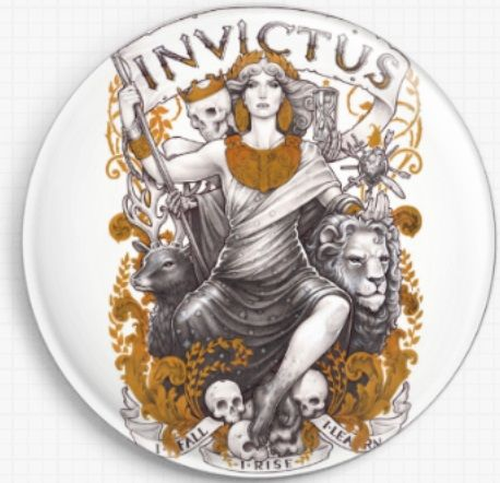 Invictus By Medusa Dollmaker Needle Minder