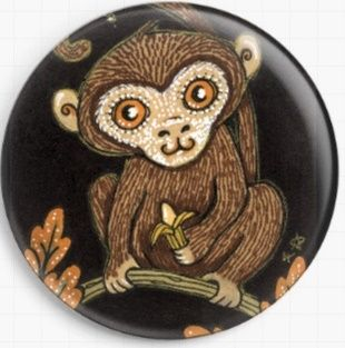 Milo By Anita Inverarity Licensed Art Needle Minder