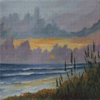 Morning Has Broken By Rosie Brown Cross Stitch Kit