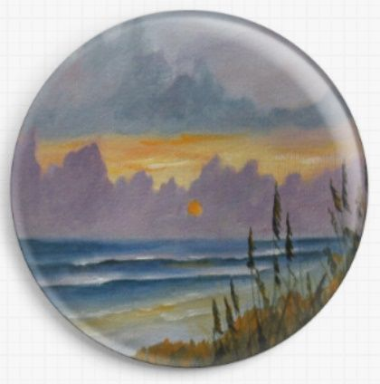 Morning Has Broken By Rosie Brown Licensed Art Needle Minder