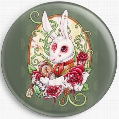 Rabbit Hole By Medusa Dollmaker Needle Minder (1)