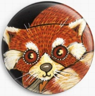 Ralph By Anita Inverarity Licensed Art Needle Minder