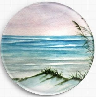 Sunrise By Rosie Brown Licensed Art Needle Minder