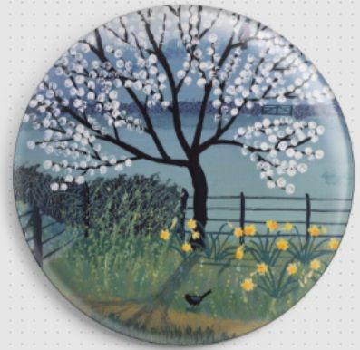 Trees and Flowers Needle Minders