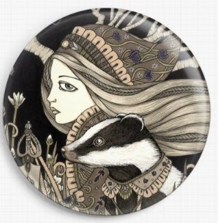 Vasilisa By Anita Inverarity Licensed Art Needle Minder