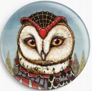 Vincenzo By Tanya Bond Licensed Art Needle Minder