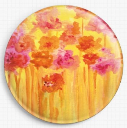 Waiting For Spring By Rosie Brown Licensed Art Needle Minder