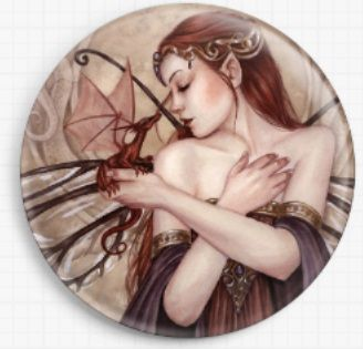 Winged Things by Selina Fenech Needle Minder