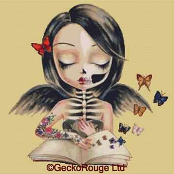 You Can Fly By Simona Candini Cross Stitch Kit