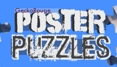 Poster Puzzles - Exclusive Modern Art Jigsaw Puzzles for Walls